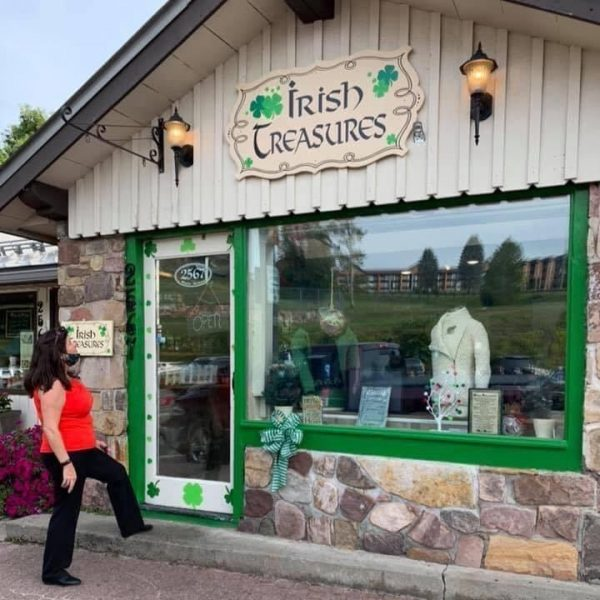 Irish Treasures, Lake Placid